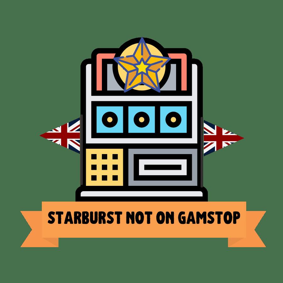 starburst not on gamstop