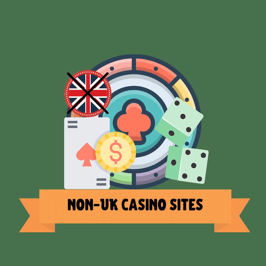 non-uk casino sites