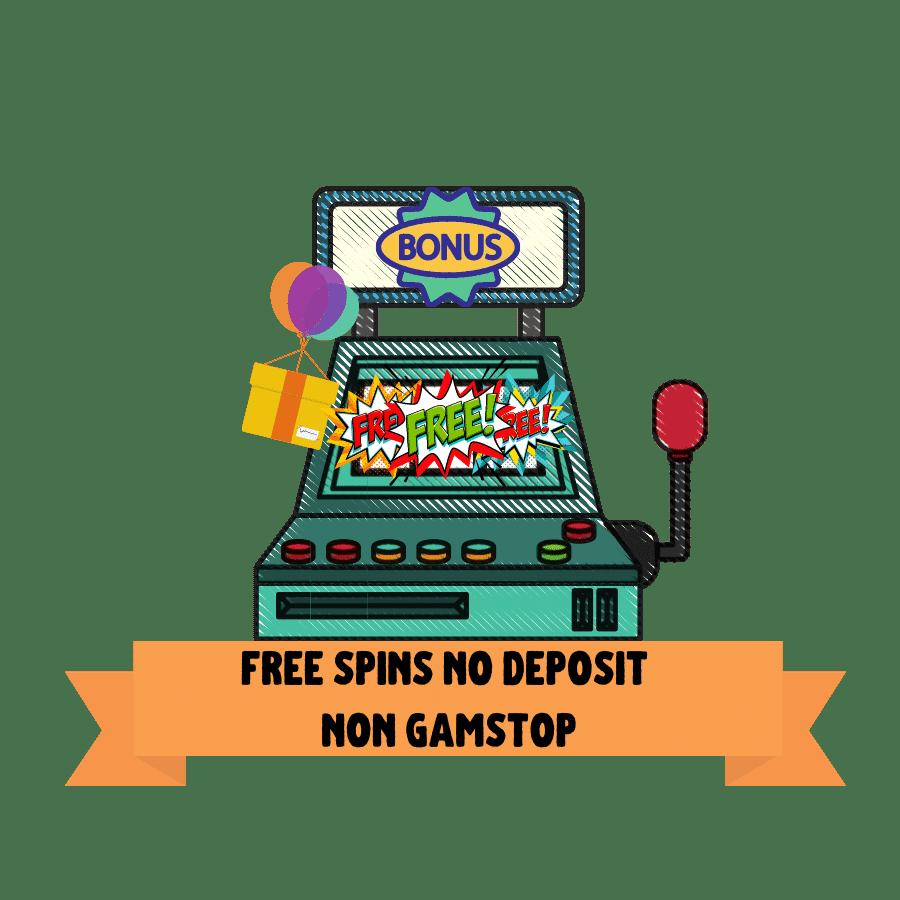 free spins no deposit no gamstop