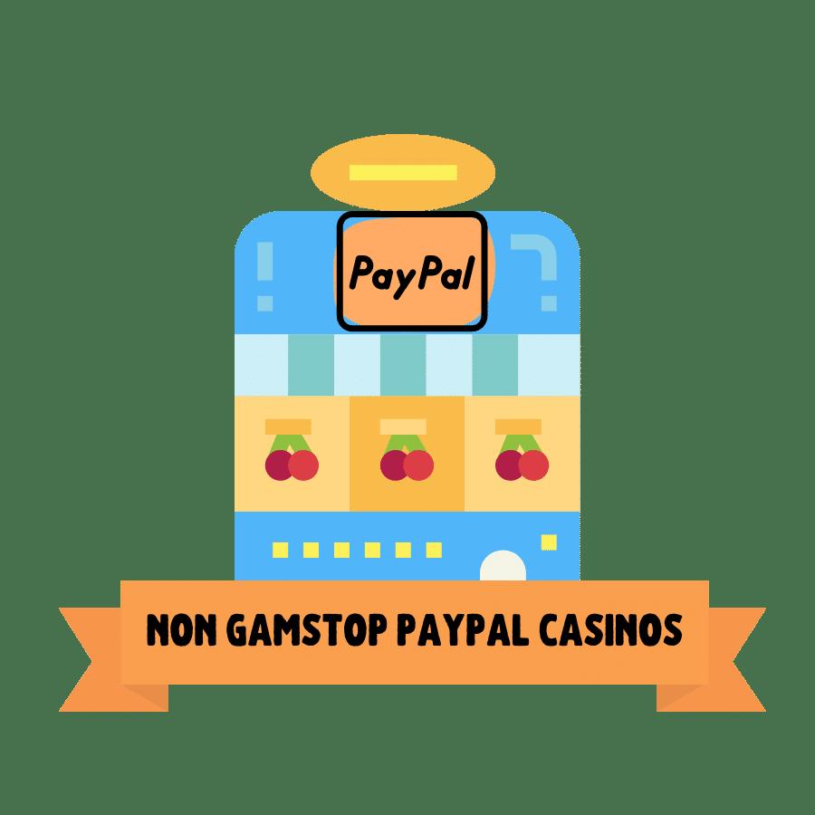 non gamstop paypal casinos