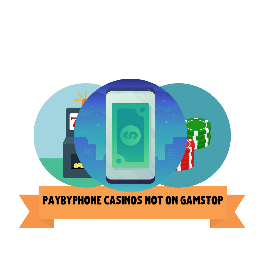 pay by phone casinos not on gamstop