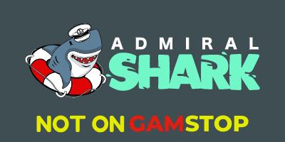admiral shark casino not on gamstop