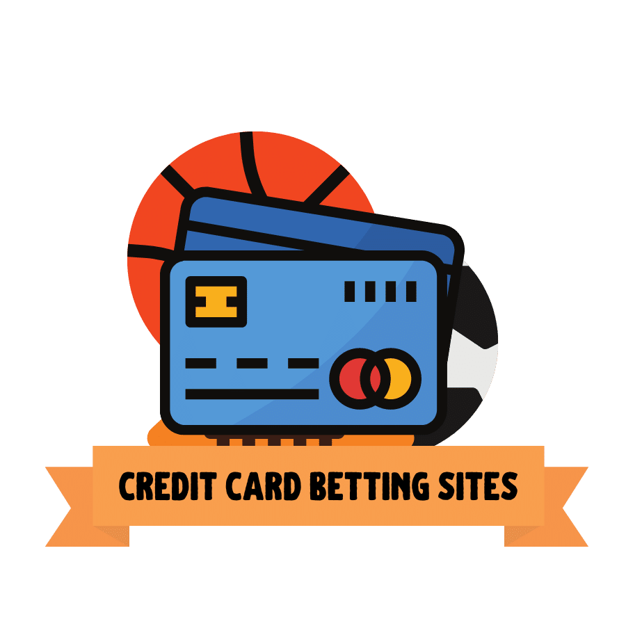 betting sites that accept credit cards