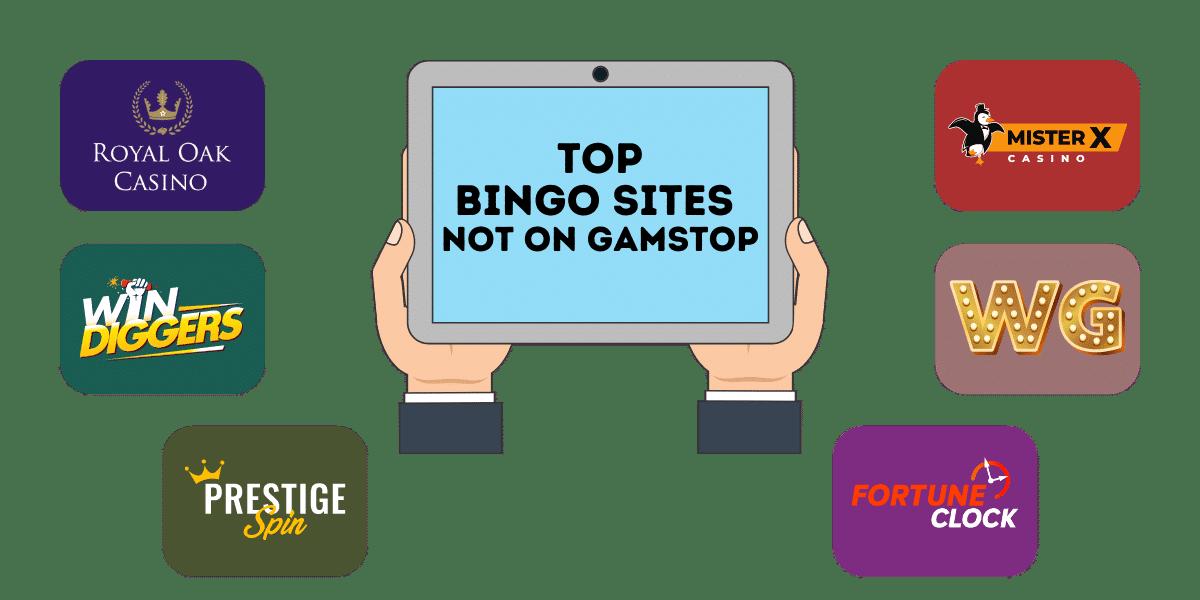 top uk bingo not on gamstop